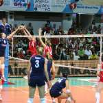 World League - Italia-Russia - Contrasto Fiorin