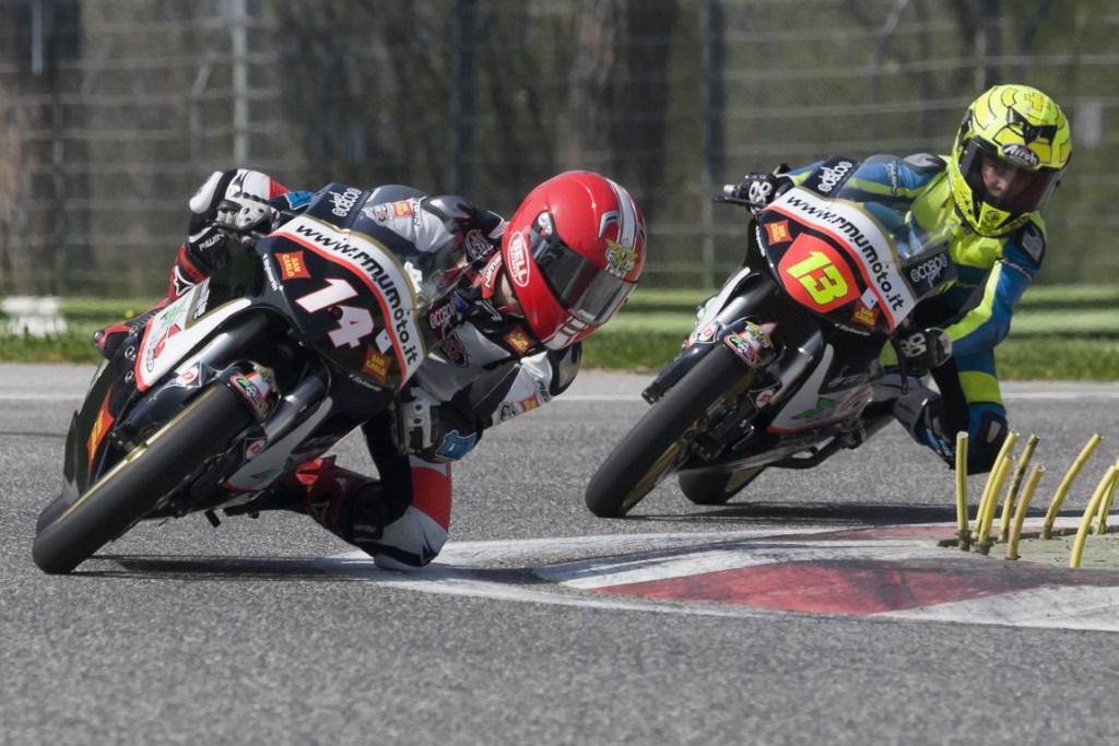 Setting Test to Imola