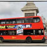 Londra - double bus